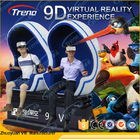 Full Motion Virtual Reality 9D Cinema Simulator With High Resolution VR Glasses