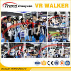 Real Feeling Omnidirectional Virtual Reality Gaming Treadmill With 9D VR Glasses