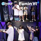 3650*3650*2600mm 9D Virtual Reality Cinema  / Vr Eagle Flight Game Machine