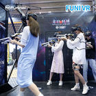 Arcade Game Standing Battle Gun Shooting Virtual Reality Simulator For Students