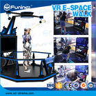 Htc Vr Space Platform 220V 9d Virtual Shooting Simulator