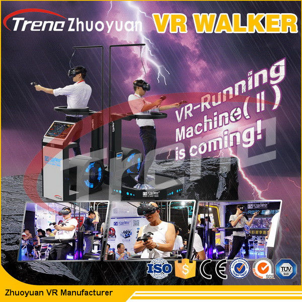 Amazing Amusement Park Virtual Reality Machine 360 Degree Scene 800 Watt